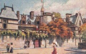 PARIS, France, 1900-1910s; Musee De Cluny ; TUCK 952 No 59