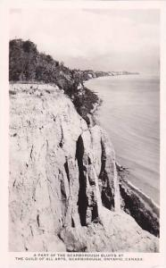 RP, A Part Of The Scarborough Bluffs At The Guild Of All Arts, Scarborough, O...