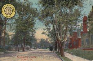 ATLANTA , Georgia , 1912 ; Washington Street