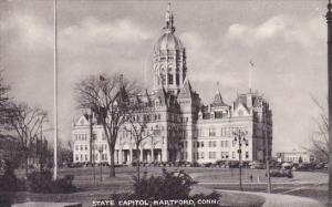Connecticut Hartford State Capitol