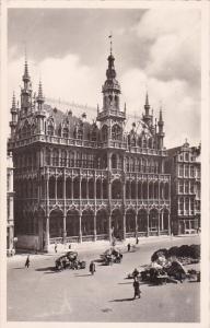 Belgium Brussels Grand'Place Maison Du Roi Photo