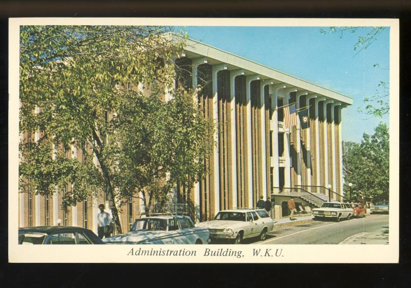 Bowling Green, Kentucky/KY Postcard, Western Kentucky University/WKU