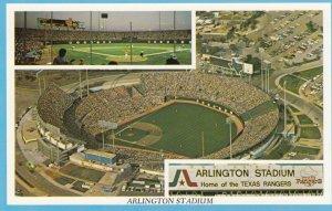 ARLINGTON , Texas , 1983 ; Baseball Stadium