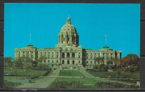 Minnesota, St Paul - State Capitol - [MN-066]