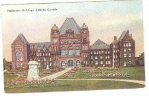Exterior, Parliament Building, Toronto, Canada, 00-10s