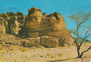 Israel King Solomon's Pillars Near Eilat