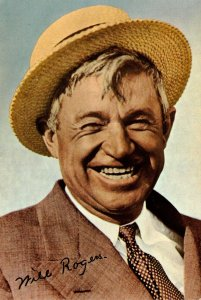 Will Rogers I Never Met A Man I Didn't Like