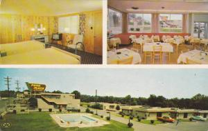 3-Views,  Park Plaza Courts,  Nashville,  Tennessee,  PU_1968