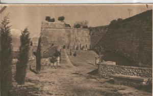 Postal 010145: Tarragona: paseo arqueologico