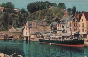 DINAN, Cotes d'Armor, France; La Rance et Le Bateau de Saint Malo, 00-10s