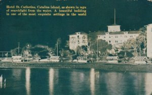 CATALINA ISLAND, California, 1925; Hotel St. Catherine