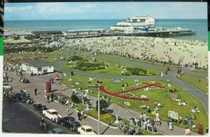 England Britannia Pier Great Yarmouth - posted 1969