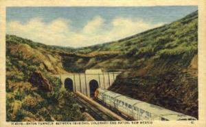 Raton Tunnels Raton NM Unused