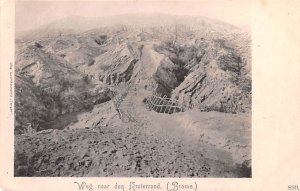 Weg naar den Kraterrand Bromo Indonesia, Republik Indonesia Unused