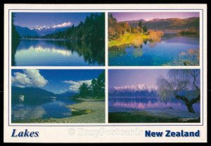 Lakes New Zealand