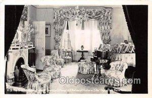 Dresden Room, Home of Franklin D Roosevelt Hyde Park, NY, USA Unused