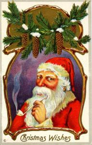 Greeting - Christmas, Santa Claus