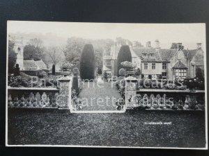 Somerset BATHEASTON St. Catherine's Court c1925 RP Postcard