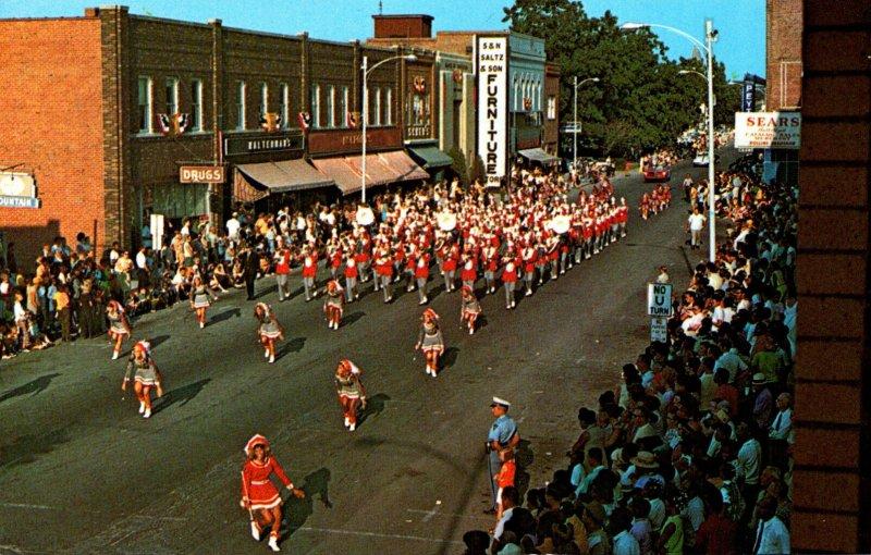 Maryland Crisfield Crab Derby Parade