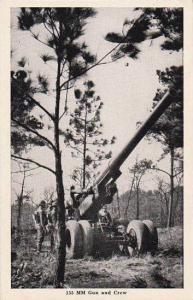 155 MM Gun & Crew