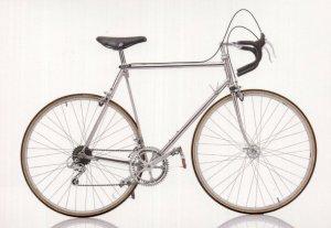 Rigi Bici Corta Italian 1979 Bicycle Bike Cycle Postcard