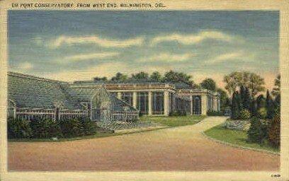 Du Pont Conservatory - Wilmington, Delaware DE