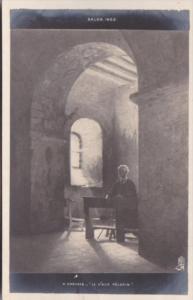 Tucks Sauvage Le Vieux Pellerin Salon 1903