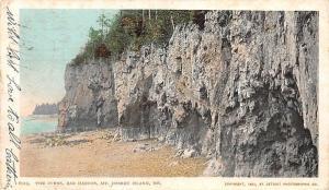 Me. Mount Desert Island Bar Harbor The Ovens 1905