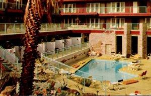 California San Francisco Holiday Lodge Garden Hotel 1956