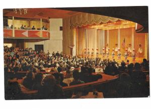 Nugget Hotel Casino Circus Room Theater Sparks Nevada 1960s