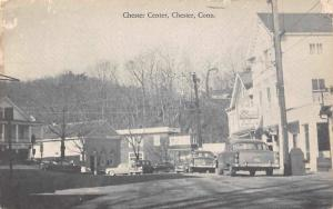 US Conn. Chester Center, Chester, Auto Cars