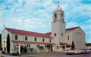 Inglewood CA~Morningside Community Church~8722 Crenshaw Blvd~Nice 1950s Cars~PC