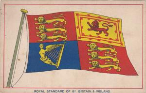 Royal Standard {Flag} of Gt. Britian & Ireland , 00-10s