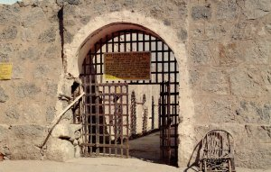 AZ - Yuma. Territorial Prison and Museum
