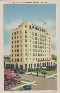 Florida Panama City Dixie Sherman Hotel