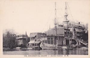 ENGHIEN-les-BAINS, Paris, France; Ancien Casino, 1910-20s