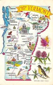 Vermont USA Unused