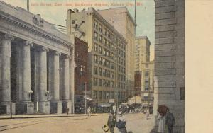 KANSAS CITY , Missouri , 1900-10s ; 10th Street