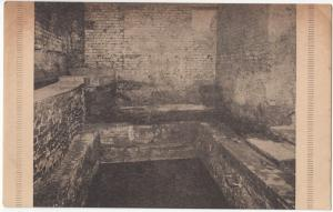 The Roman Bath in Strand Lane, London, unused Postcard