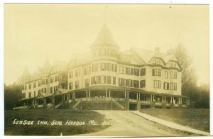 RPPC - Seaside Inn, Seal Harbor ME