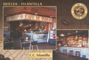Postal 6064 : Publicitaria Cafe de Indias, Islantilla, Huelva