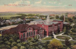 FORT WAYNE, Indiana; Concordia College, PU-1914