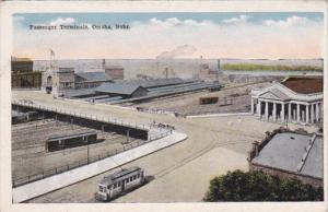 Omaha Omaha Passenger Terminals