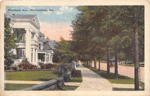 Birmingham AL Colonial Home w/Big & Little Columns~Tree-Lined Street~Curve 1920s