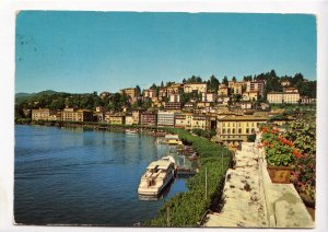 LUGANO, Panorama, Switzerland, 1972 used Postcard