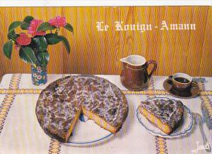 France Gastronomie Bretonne Le Kouign Amann