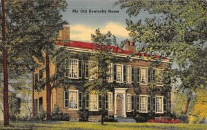 My old KY home Bardstown KY