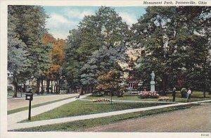 Ohio Painesville Monument Park
