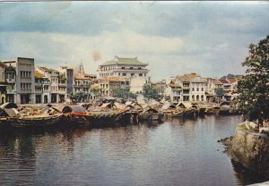 SINGAPORE , 30-50s ; Waterfront
