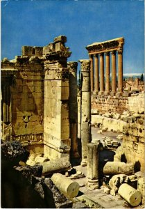 CPM Baalbeck - Pillars of Jupiter Temple LEBANON (1031042)